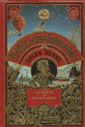 Les Enfants Du Capitaine Grant. Tome I. - Couverture - Format classique