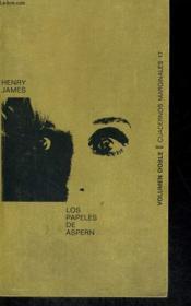 Los Papeles De Aspern - Couverture - Format classique