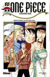 One Piece - édition originale T.34 ; Water Seven, la cité de l'eau - Couverture - Format classique