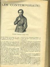 David D'Angers (1789-1856) - Couverture - Format classique