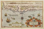 L'âge d'or des cartes marines - Couverture - Format classique