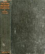 The Talking Sparrow Murders - Couverture - Format classique