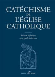 Catéchisme de l'Eglise catholique - Couverture - Format classique
