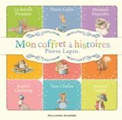 Pierre Lapin : mon coffret à histoires - Couverture - Format classique