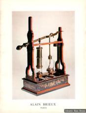 Histoire de sciences. Livres -Instruments-Autographes - Couverture - Format classique