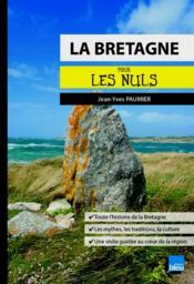 La Bretagne pour les nuls - Couverture - Format classique