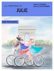 Les aventures de Julie ; Julie parisienne - Couverture - Format classique