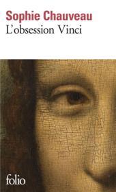 L'obsession Vinci - Couverture - Format classique