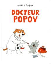 Docteur Popov - Couverture - Format classique