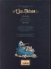 L'île au trésor - 4ème de couverture - Format classique