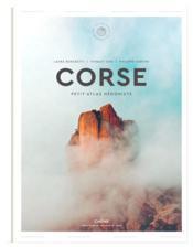Corse ; petit atlas hédoniste - Couverture - Format classique
