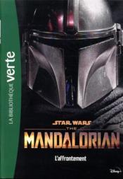 Star Wars - the mandalorian T.3 ; l'affrontement - Couverture - Format classique