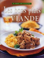 Les bons plats de viande - Intérieur - Format classique