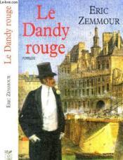 Le dandy rouge - Couverture - Format classique