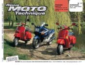 Rmt 77.1 Piaggo Vespa Px-Lx125-200/Kawasaki Zx10 - Couverture - Format classique