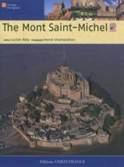 Le mont-saint-michel ; édition anglaise - Couverture - Format classique