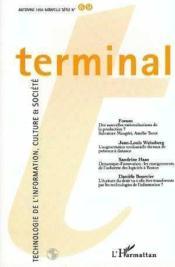 Terminal 69 - Couverture - Format classique