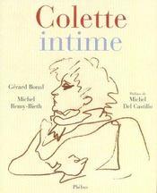 Colette intime - Intérieur - Format classique