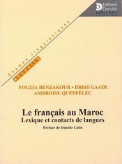 Francais au maroc (le) - Intérieur - Format classique