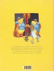 Un drôle d'ange gardien t.3 ; Diablo et Juliette - 4ème de couverture - Format classique