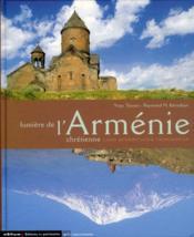 Lumière de l'arménie chrétienne - Couverture - Format classique