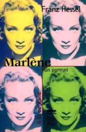 Marlene un portrait - Couverture - Format classique