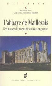 Abbaye de maillezais - Intérieur - Format classique