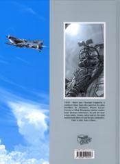 Au-delà des nuages t.2 ; combats - 4ème de couverture - Format classique