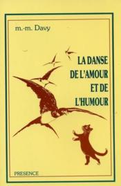 La Danse De L'Amour Et De L'Humour - Couverture - Format classique