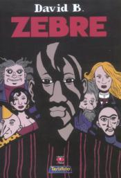 Zebre (Le) - Couverture - Format classique