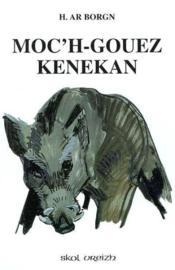 Moc'H-Gouez Kenekan - Couverture - Format classique