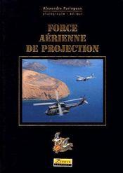 Force aérienne de projection - Couverture - Format classique