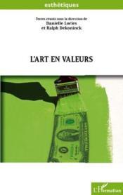 L'art en valeurs - Couverture - Format classique