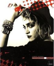 Madonnastyle - Couverture - Format classique