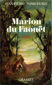 Marion Du Faouet. La Femme De Feu. - Couverture - Format classique