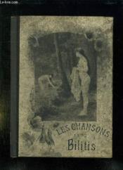 Les Chansons De Bilitis. - Couverture - Format classique