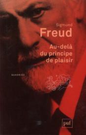 Au-delà du principe de plaisir (2e édition) - Couverture - Format classique