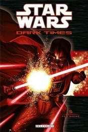 Star wars - dark times t.5 ; feu sacré - Couverture - Format classique