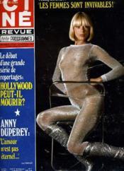 Cine Revue - Tele-Programmes - 58e Annee - N° 42 - Avalanche Express - Couverture - Format classique