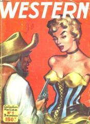 Super Western Magazine N°1 - 3 Numeros - N°1-2-3 - Couverture - Format classique