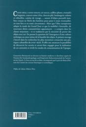 Objet portatif au siecle des lumieres - 4ème de couverture - Format classique