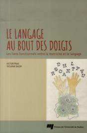 Le langage au bout des doigts - Couverture - Format classique