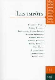 Revue Pouvoirs N.151 ; L'Impôt - Couverture - Format classique