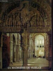 La Madeleine De Vezelay Guide Et Plans. - Couverture - Format classique