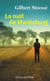 La nuit de Maritzburg - Couverture - Format classique