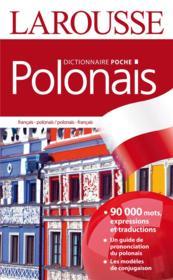 Larousse de poche ; polonais ; français-polonais / polonais-français - Couverture - Format classique