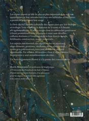 Algues marines ; propriétés, usages, recettes - 4ème de couverture - Format classique