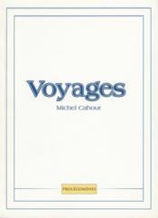 Voyages - Couverture - Format classique