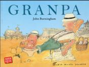 Granpa - Couverture - Format classique