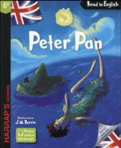 Peter Pan - Couverture - Format classique
